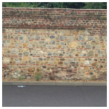 Our Work - Roman Walls, Colchester